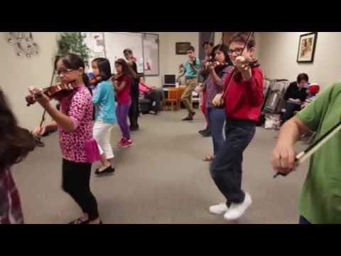Dallas Suzuki Music School - Violin Lessons @ Love Nurtured Music Program