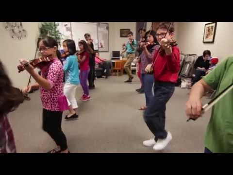 Dallas Suzuki Music School - Violin Lessons @ Love Nurtured Music Program