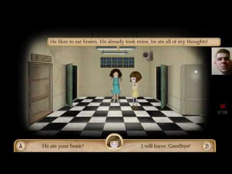 Fran Bow Chapter 1: part 2 SO CONFUSED!!!
