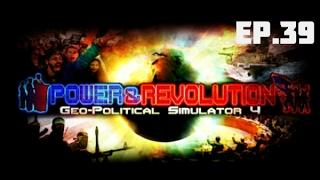 Geopolitical Simulator 4 FR (Power & Révolution) RUSSIE S01 EP.39: LA FIN !