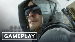 Death Stranding - Vehicles, Builds, Combat Gameplay Overview