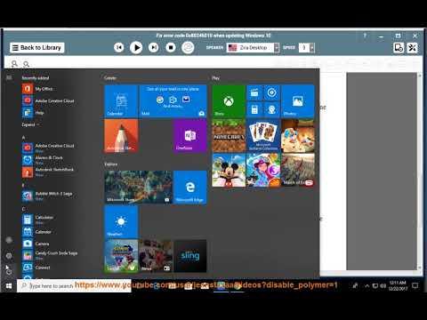 Fix error code 0x80246010 when updating Windows 10