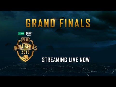 Oppo X PUBG Mobile India Series' 2019- Grand Finals