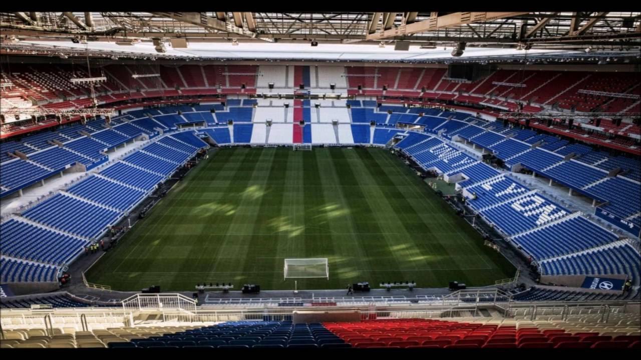 Стадион Лиона