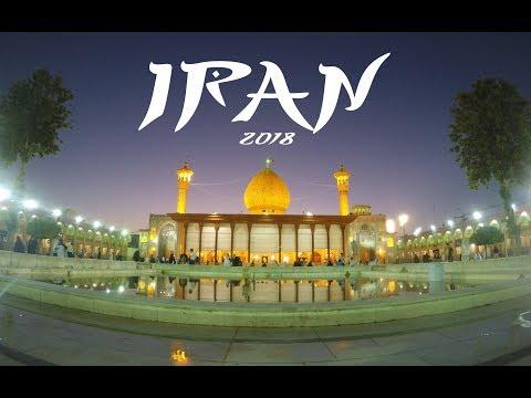 Trip to Iran 2018
