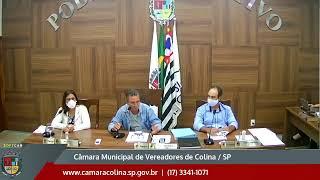 Câmara Municipal de Colina - 9º Sessão Ordinária -- 01/06/2020