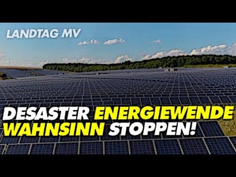 Desaster Energiewende - Wahnsinn stoppen!