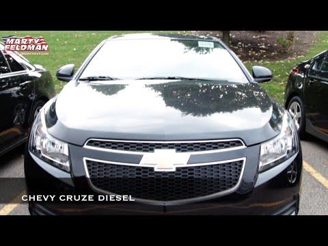 Chevy Cruze Diesel