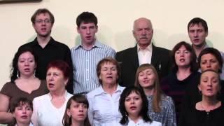 "Хор Церкви. ""Отче наш"". 29.12.2013"