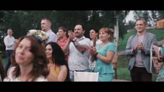 Свадьба Романа и Екатерины 2016