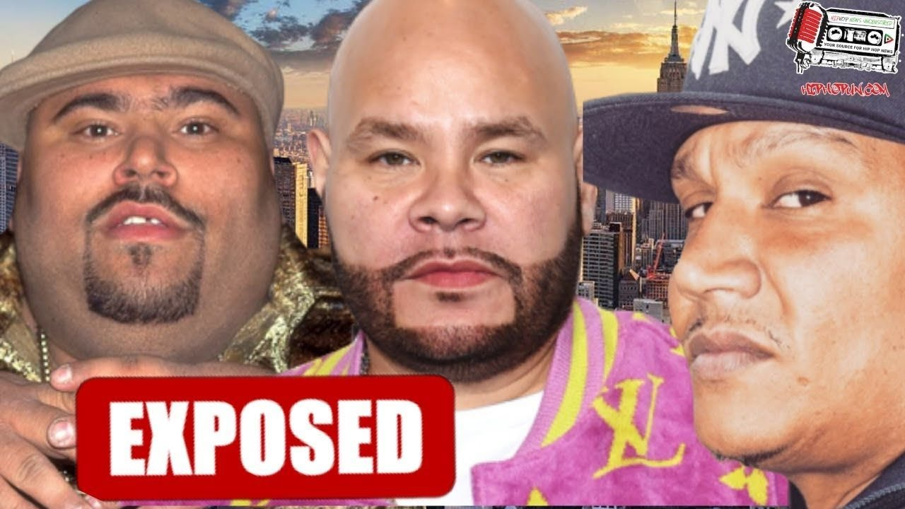 "Cuban Link Responds to Fat Joe""s Excuse for not attending Big Pun' Street dedication"