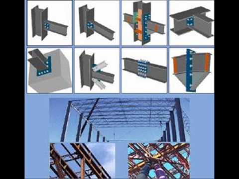Structural Steel Detailing Services At Low Cost Youtube