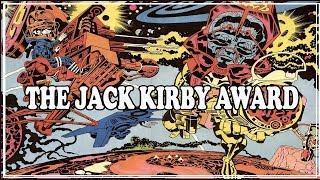 A Historia do Prêmio Eisner (Prêmio Jack Kirby)
