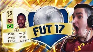 ЭТО ПЕЛЕЕЕЕЕЕЕЕЕ!!!!! PELE IN FIFA 17