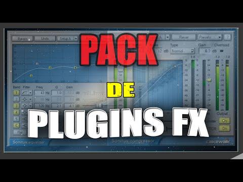 PACK DE PLUGINS FX