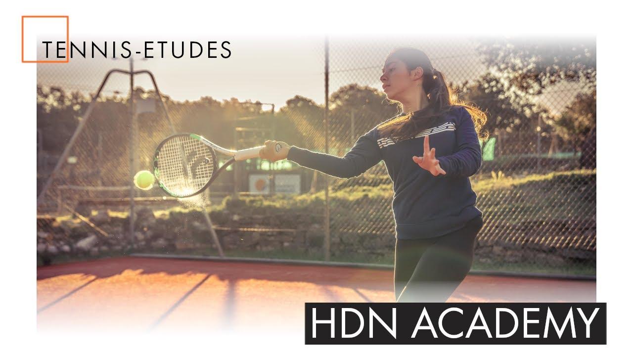 Tennis Etudes - HDN Academy