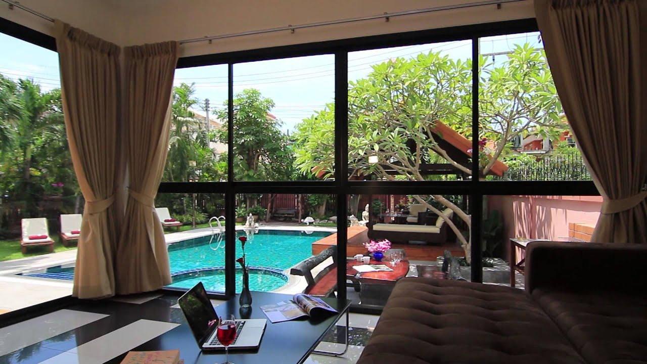 Pattaya Villas Baan Chatmanee 5 Bedroom