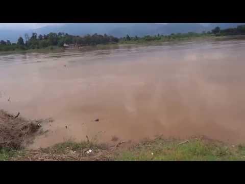นี่คือสะดือแม่น้ำโขงลึก 200 เมตร