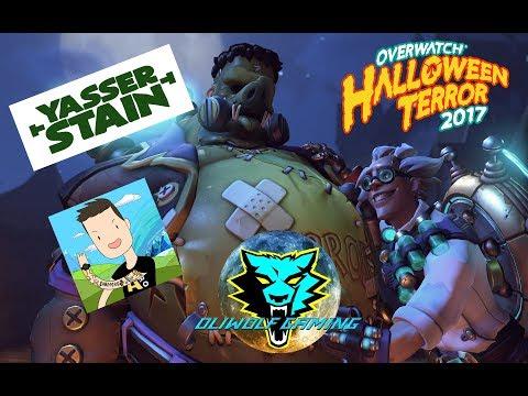 Overwatch Halloween Endless - Yasserstain, Singer, Adnanbro