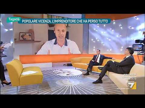 Popolare di Vicenza, l'imprenditore che ha perso tutto