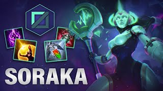 Why SORAKA TOP Lane is suddenly OP and how to abuse it
