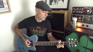 Flogging Molly - The Lightning Storm (Guitar Lesson)