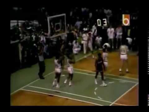 John Havlicek & Kareem Abdul Jabbar • Clutch Shots 1974 Finals Game 6 2OT
