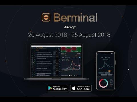 Berminal – Bitcoin – Ripple – Ethereum – Bitcoin Cash – The Crypto News Platform
