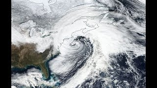 Blizzard of 2018 slams Long Island and the Jersey Shore!