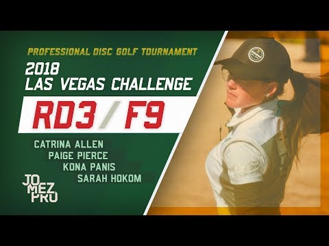 2018 Las Vegas Challenge | Rd3, F9, FPO | C. Allen, Pierce, Panis, Hokom