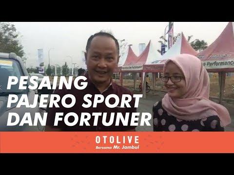 NISSAN TERRA, Pesaing Pajero Sport dan Fortuner