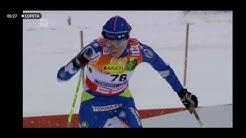 MM-kisat Liberec 2009 naisten 10km Aino-Kaisa Saarinen voittaa maailmanmestaruuden #liberec #hiihto