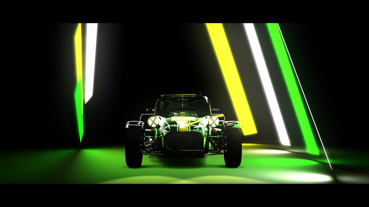 Assetto Corsa Caterham Academy Cinematic