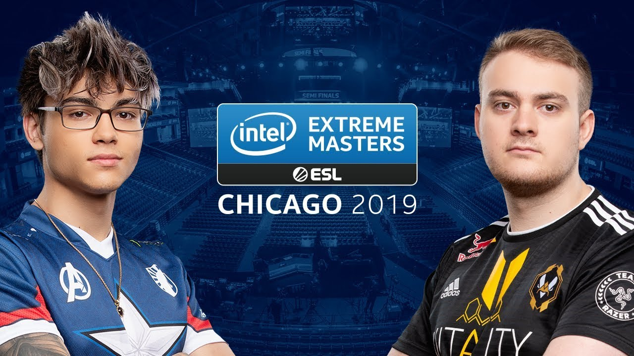 CS:GO - Team Liquid vs  Vitality [Dust2] Map 1 - Semi-Final - IEM Chicago  2019