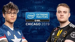 CS:GO - Team Liquid vs. Vitality [Dust2] Map 1 - Semi-Final - IEM Chicago 2019