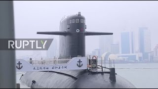 China  Country's first nuclear submarine opened to visitors