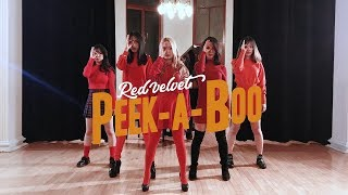 Download Lagu [EAST2WEST] Red Velvet (레드벨벳) - 피카부 (Peek-A-Boo) Dance Cover (Girls Ver.) Mp3