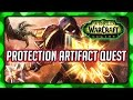 WOW Legion ► Protection Paladin Artifact Quest - The Truthguard