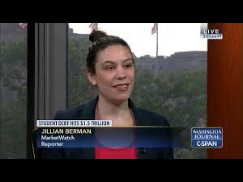 Jillian Berman: Student Debt is a Women's Issue