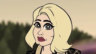 (ÇİZGİ film PARODİ)Adele - Merhaba