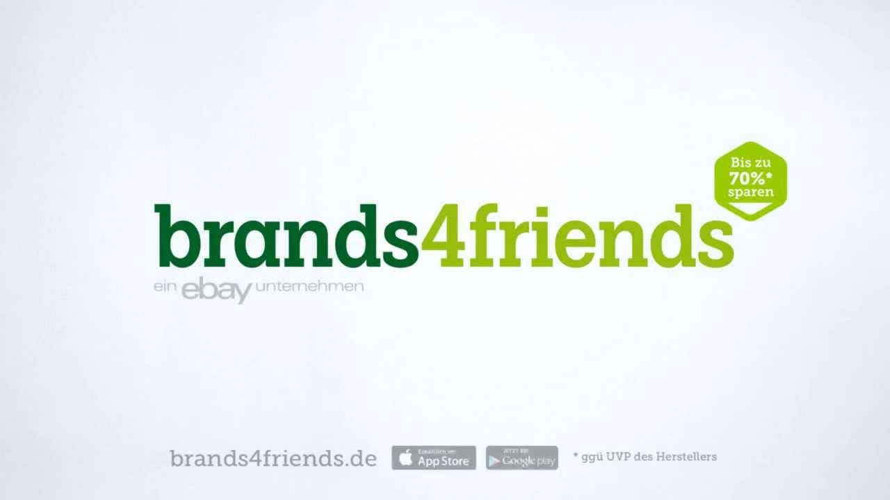 Brands4friends De tv spot angebote die schwach machen