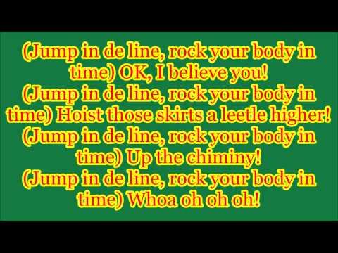 Beetlejuice - Jump in the line - Lyrics