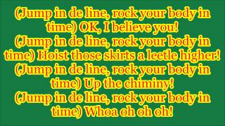 Beetlejuice - Jump in the line - Lyrics