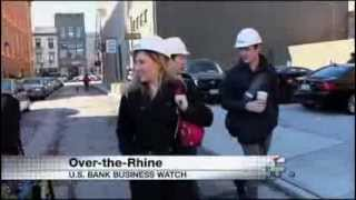 State development officials tour Over-the-Rhine