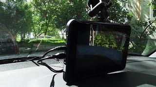 Eroda Z20  видеорегистратор - GPS навигатор и антирадар