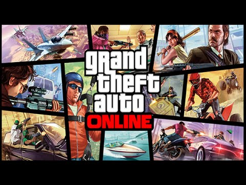 GTA ONLINE #1 - Es ist soweit ► Let's Play Grand Theft Auto Online | HD