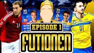 NORSK FIFA 16 | FUTIONEN - Unionen Samles!! #1