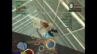 GTA SA SAMP: Free-fall Hard XD