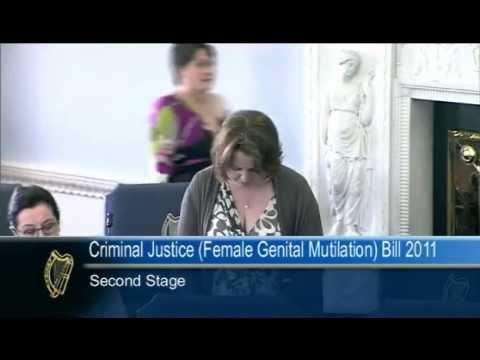 Genital mutilation a crime under bill OK'd by Senate panel
