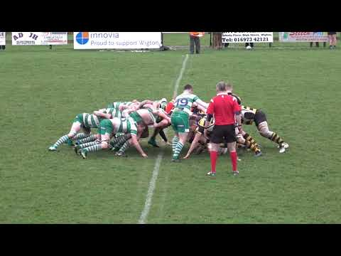 Wigton v Cockermouth  02/03/19 1st Half